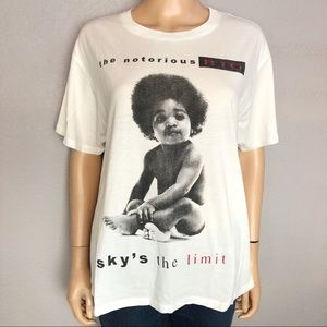 Daydreamer Notorious BIG Graphic T-Shirt Band Tee
